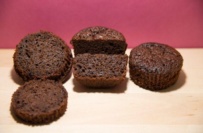 bezglutenski cokoladni kapkejkovi