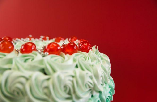 zelena torta saratluk