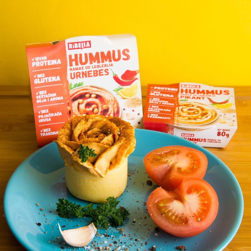 palenta sa humusom